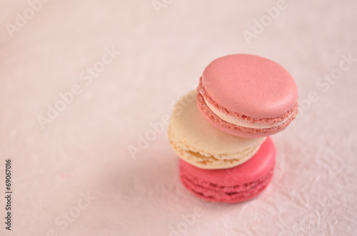 Papiers peints Macarons マカロン