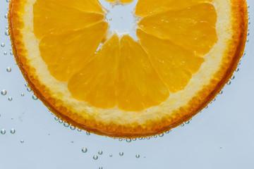 Close up of orange