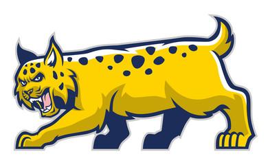 bobcat mascot