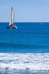 catamaran de plaisance