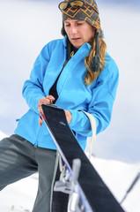 Vorbereitung zur Skitour