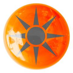 bouton soleil