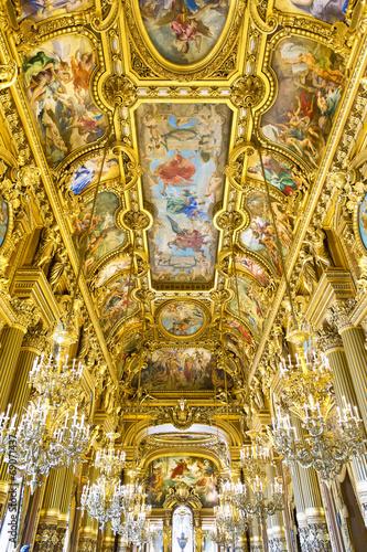 Papiers peints Opera, Theatre Paris