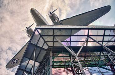 Tempelhof muzeum techniki
