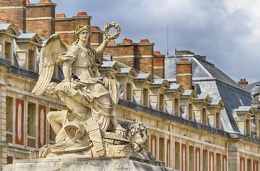 Statue à Versailles