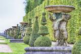 Statue dans le jardin de Versailles