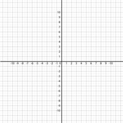 A4 Paper Illustarion - Squared Paper
