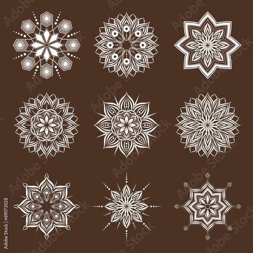 Geometric Ornamental