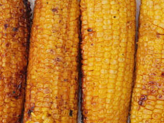 corn grilled