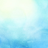 Fototapety Abstract colorful watercolor background.
