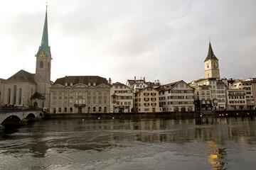 Zurich Tourist View - 08