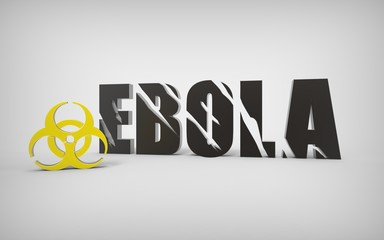 Ebola Virus Biological Hazard