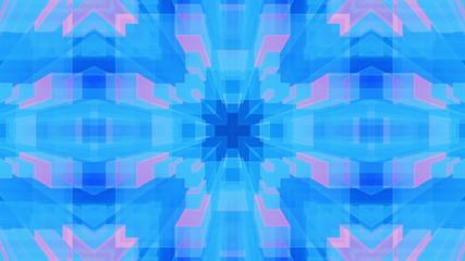 Geometric VJ Looping Animation Two