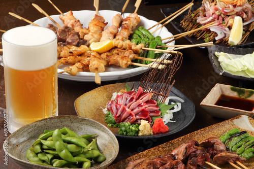 Fotobehang Bier 宴会