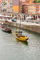 traditional rabelo boat