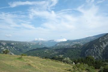 Alentour du village de Gréolières