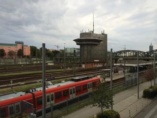 S-Bahnhof Hackerbrücke München