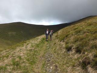С друзьями по горным вершинам