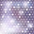 net colorful blurred background