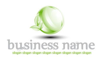 Logo vert pâle