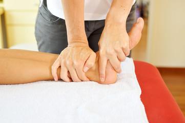 In guten Händen beim Osteopathen