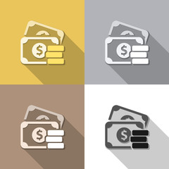 money set backgrounds