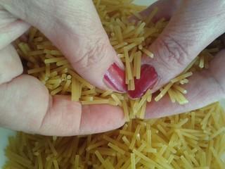 Spaghetti spezzati