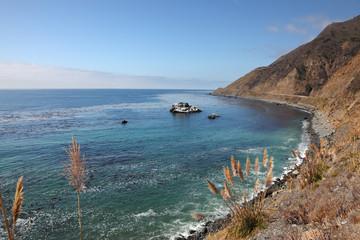 The spectacular coast