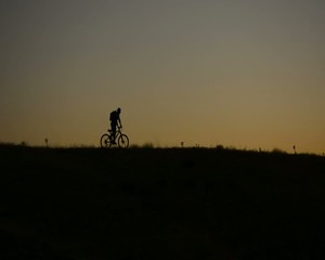 bisiklet ve doğa buluşması