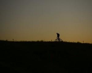 bisiklet sürüş keyfi