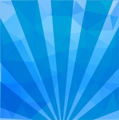 Shiny colorful mosaic background vector illustration