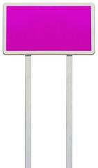 panneau pour affichage