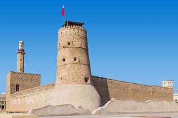 Bithnah Fort and museum in Fujairah United Arab Emirates