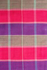Scott pattern fabric