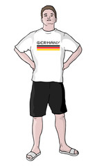 Germany boy