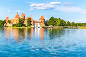 Trakai Schloss - Litauen