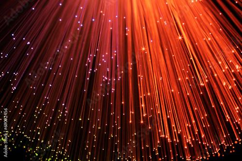 canvas print picture Lichtleiter