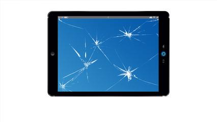 crash - broken screen - g1315