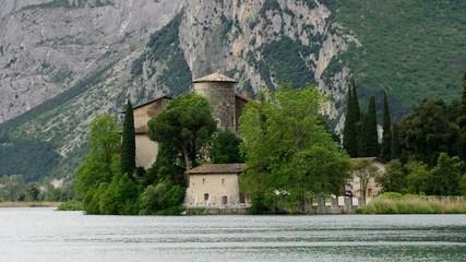 Toblino Castel vid 01