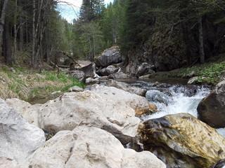 Riviere Ialomita - Mai 2013