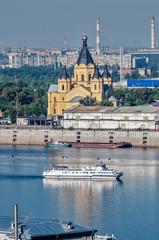 Alexander Nevsky Cathedral. Nizhny Novgorod