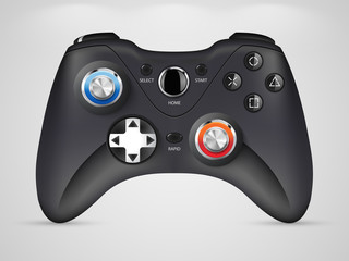 Gameplay - game controllers
