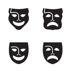 Theatre. Vector format