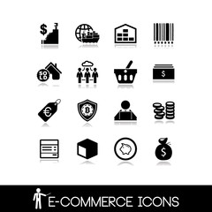 E-Commerce & Shopping  Icons