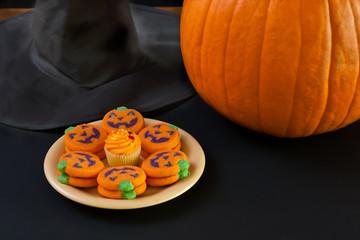 Pumpkin and Cookies