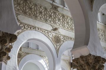 Heritage, Santa María la Blanca is a temple located in the Span