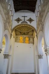 Judaism, Santa María la Blanca is a temple located in the Spani