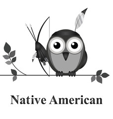 Bird Native American culture message