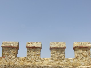 Arabic battlements