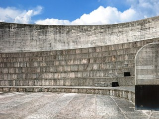 Outdoor Amphitheater Italy
